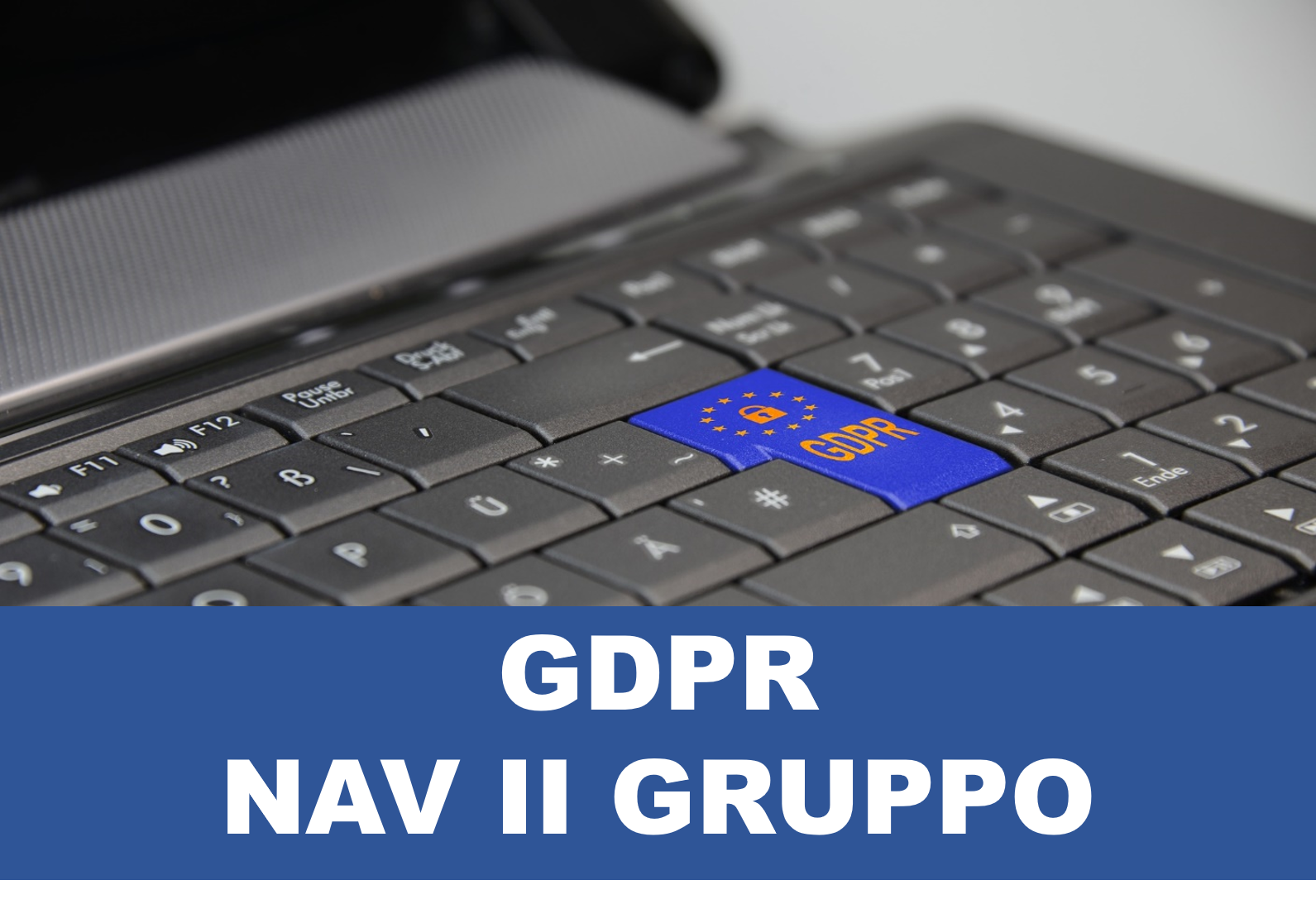 GDPR e trattamento dei dati personali - Navigator II